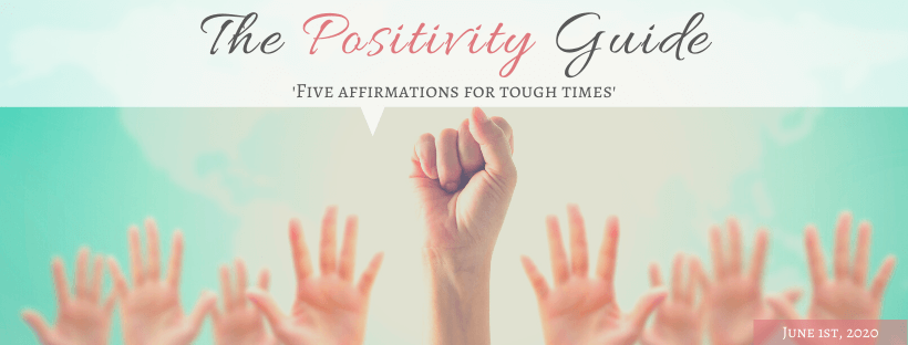5 Affirmations for Tough Times