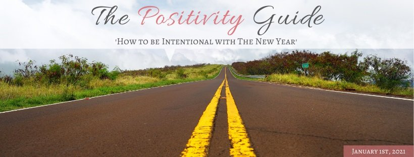 How to be Intentional with The New Year
